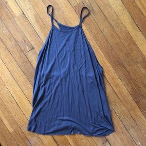 Project Social T Grey Tank Top